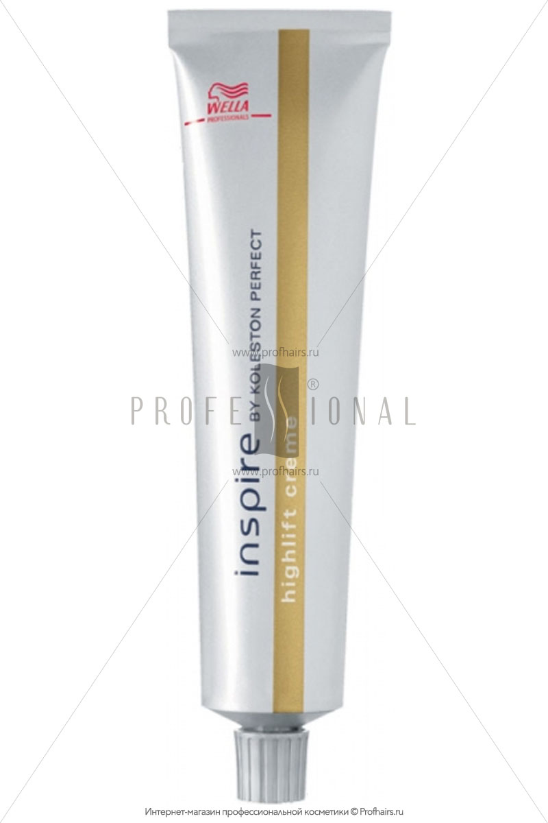 Wella Inspire by KP Highlift Creme Осветляющий крем 60 мл.