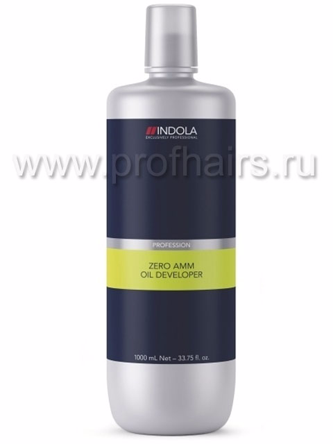 Indola Zero Amm Color Oil Developer 8,5% Оксид